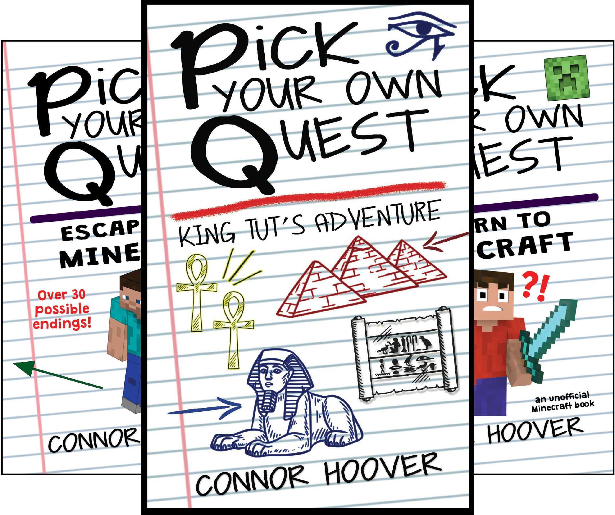 Pick Your Own Quest (6 Book Series) - Fable Video-spiel