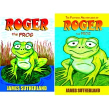 The Roger the Frog Trilogy (2 Book Series)