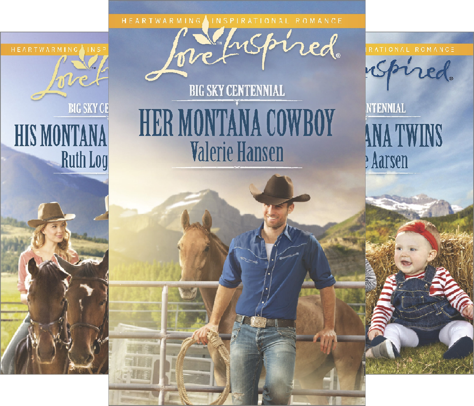 Big Sky Centennial (6 Book Series)