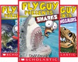 Fly Guy Presents (4 Book Series)