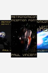 Astronomicon (3 Book Series) Kindle Edition