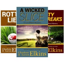 Lee Ofsted Mysteries (5 Book Series)