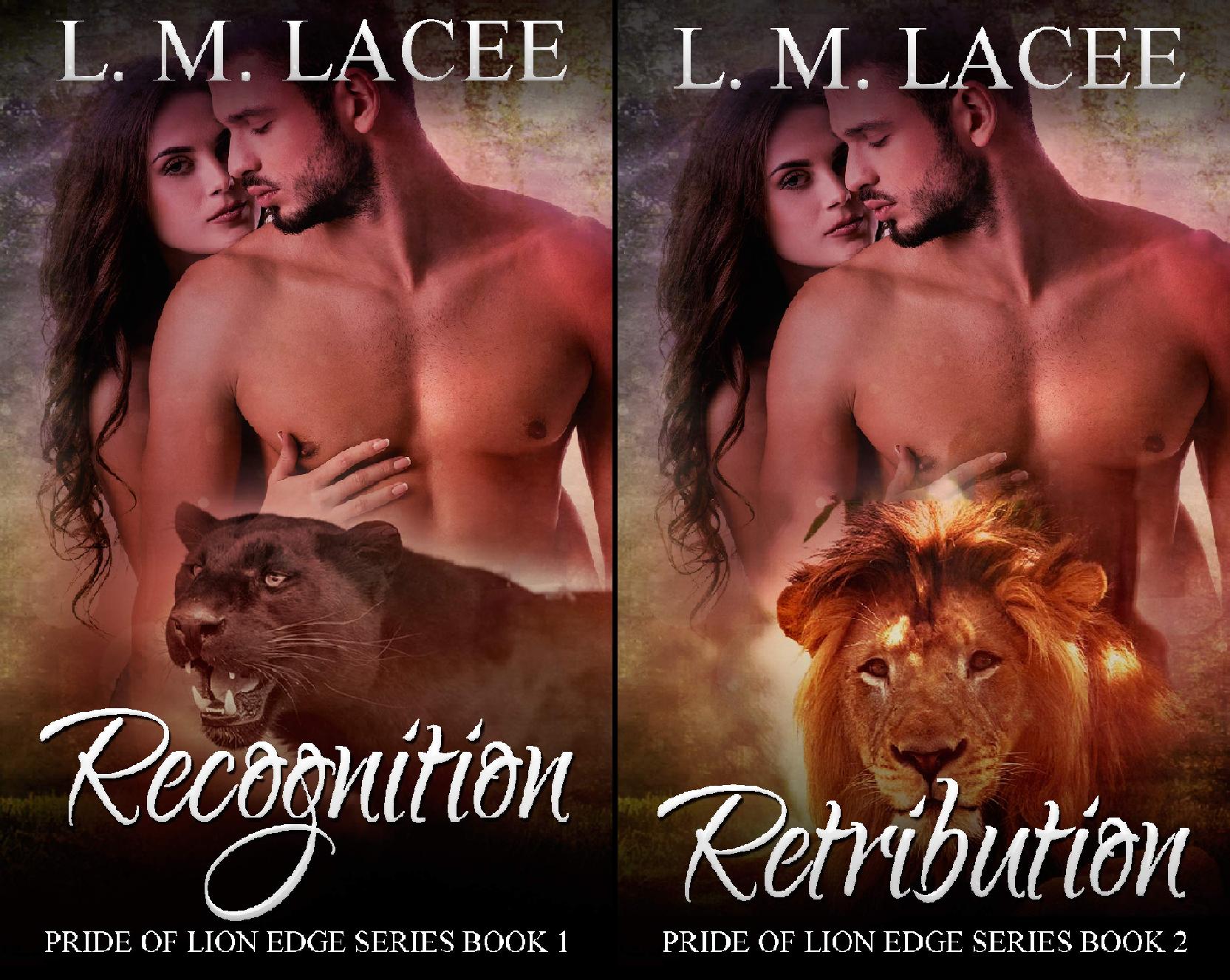 Pride of Lion Edge (2 Book Series)