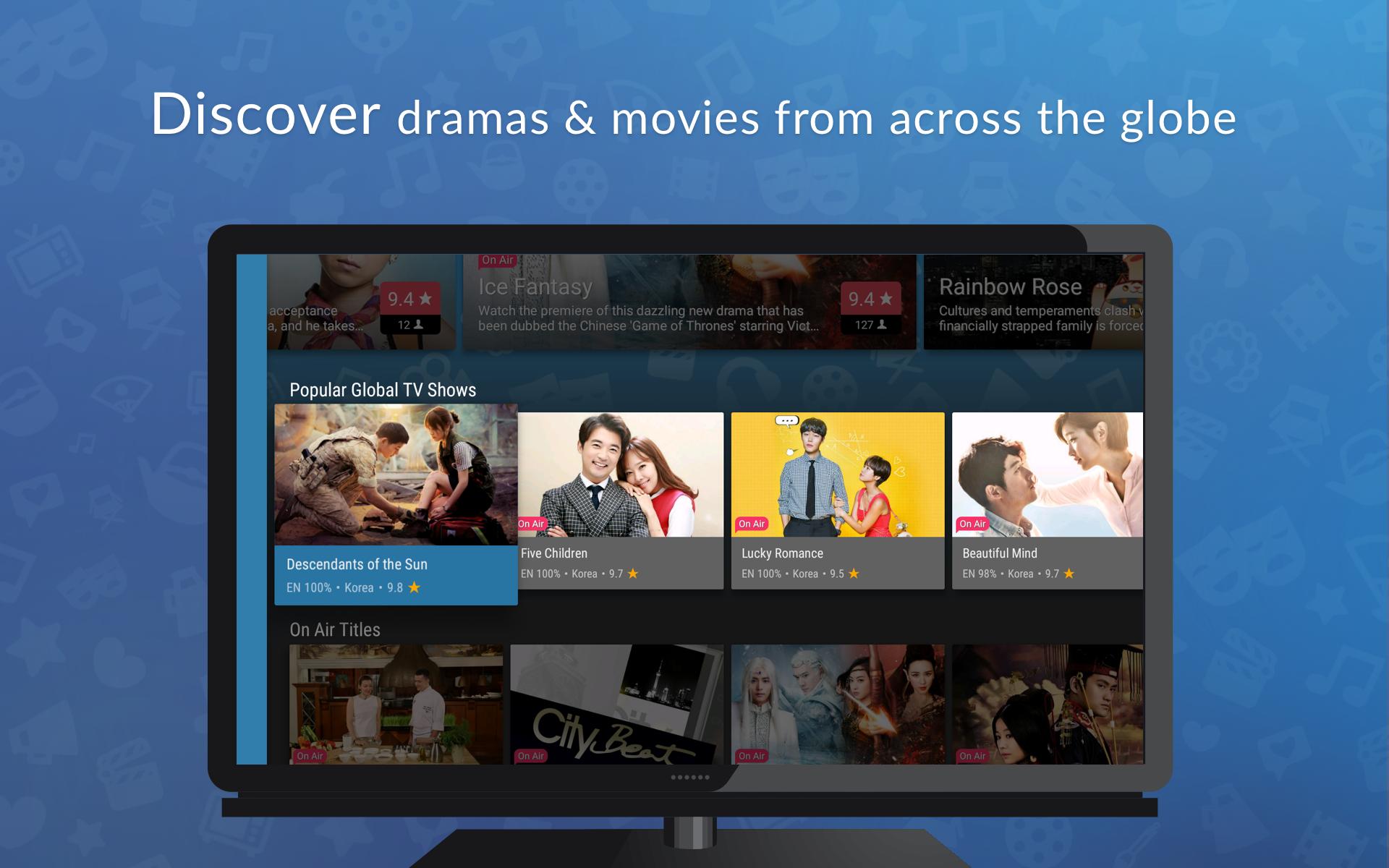 Rakuten Viki - Free TV Drama & Movies: Amazon.de: Apps für