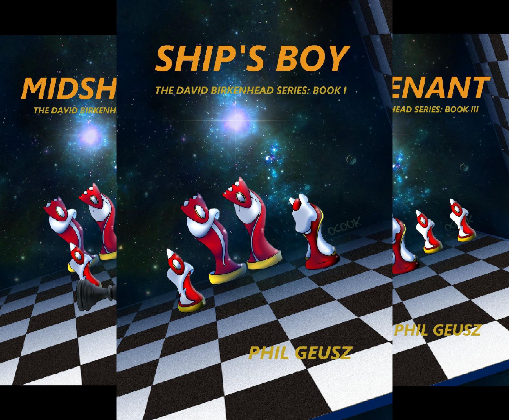 The David Birkenhead Series (7 Book Series)