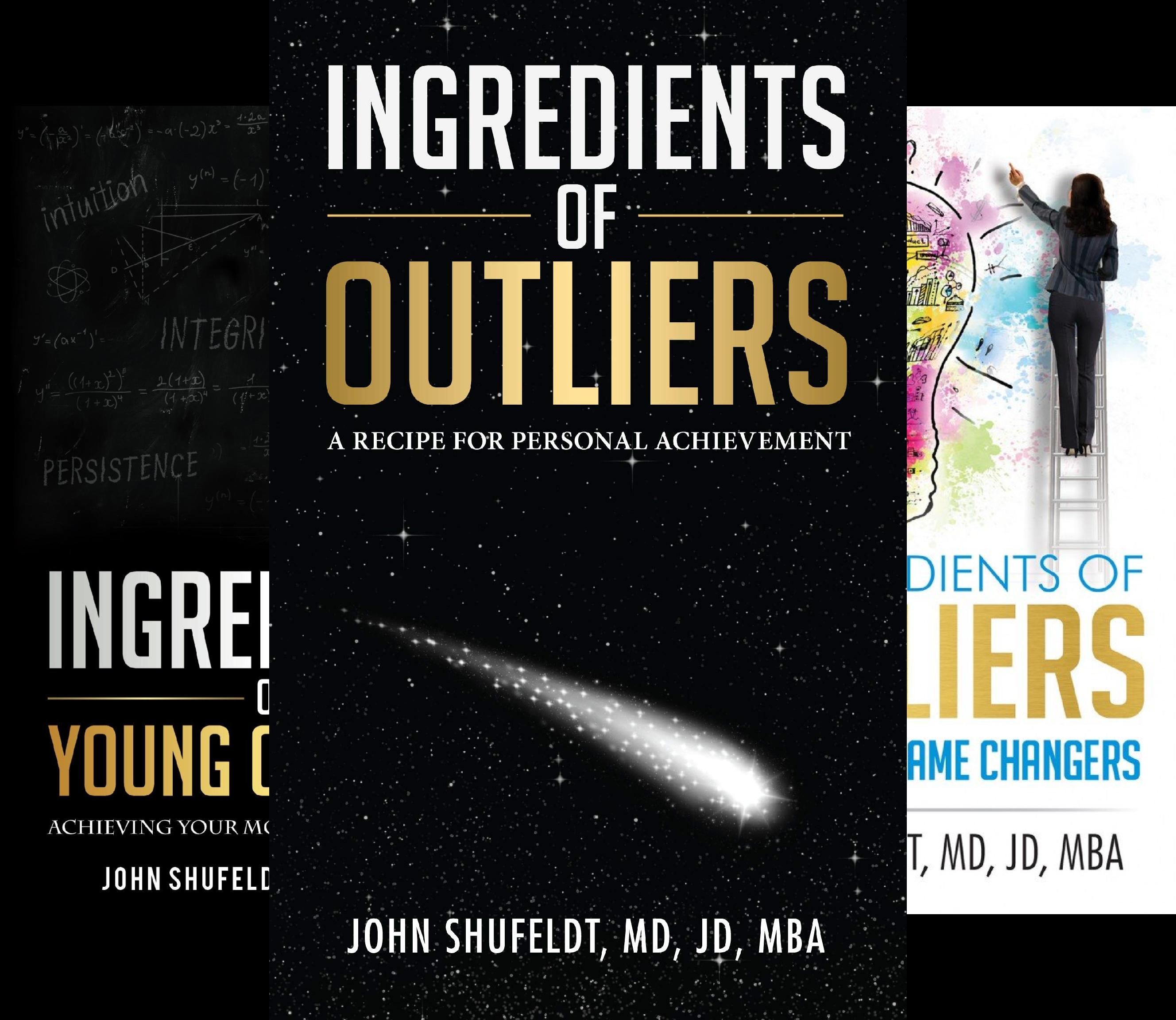 Outlier Series (7 Book Series)