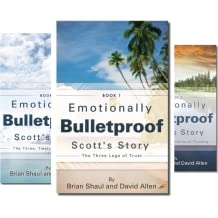 Emotionally Bulletproof (3 Book Series)