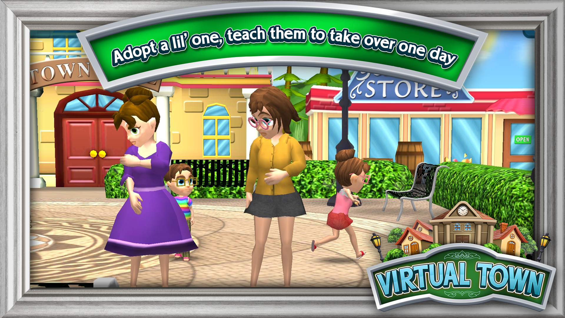 virtual girl games download