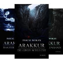 Arakkur (Reihe in 4 Bänden)