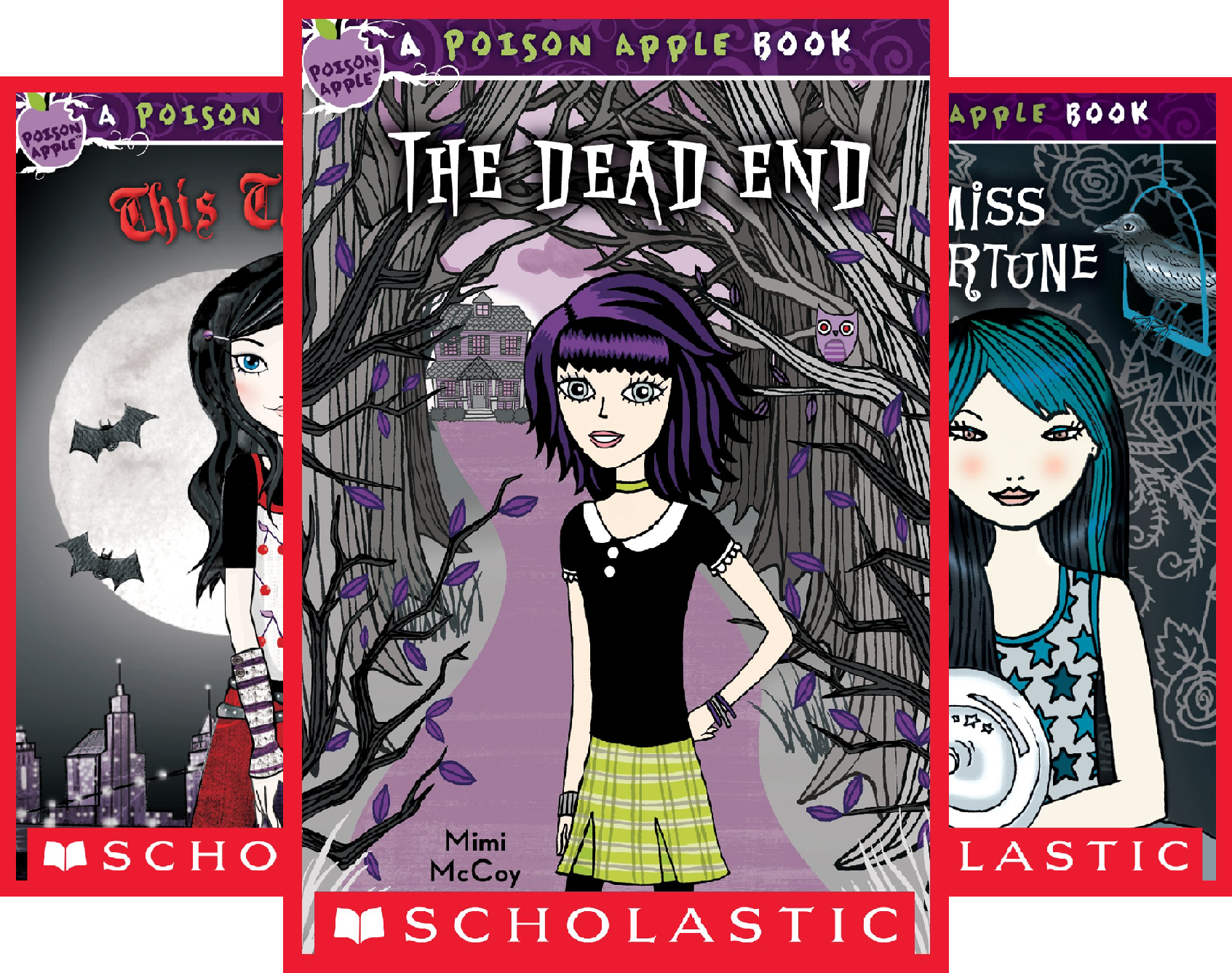 Poison Apple (8 Book Series) (Apple-serie Poison)