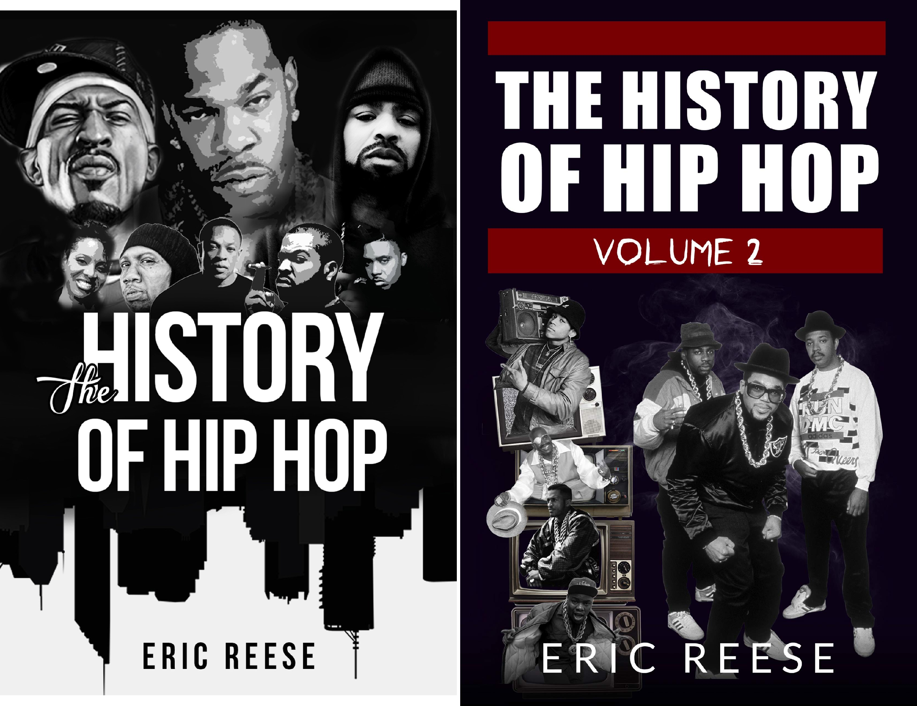The History of Hip Hop (2 Book Series)