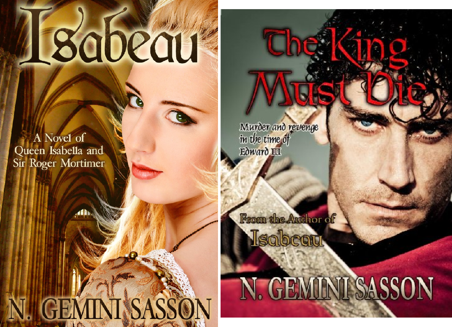The Isabella Books (2 Book Series)
