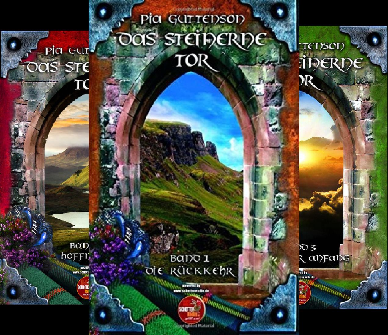 Das Steinerne Tor (Reihe in 3 Bänden) -