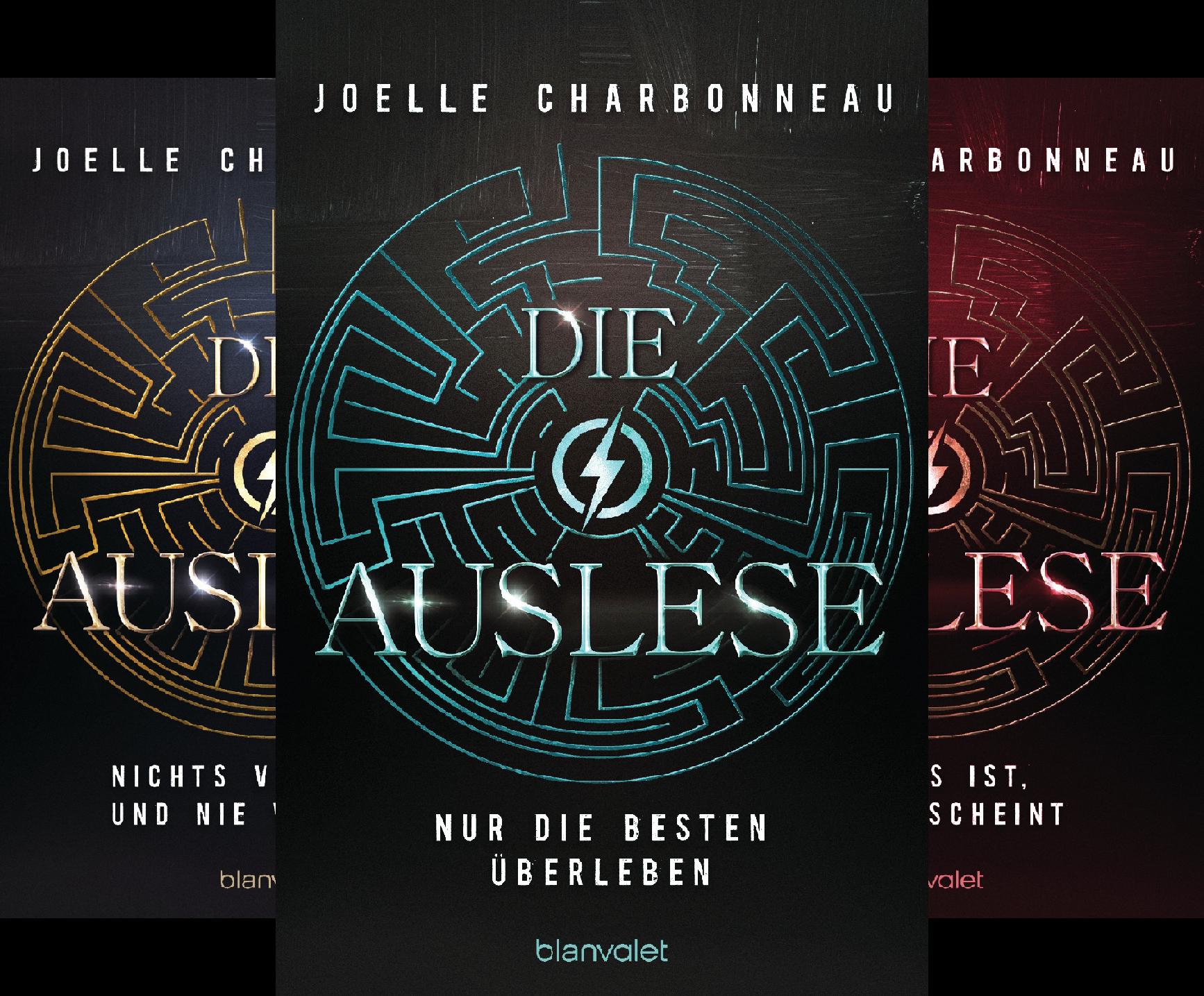 Die Auslese-Trilogie (Reihe in 3 Bänden)