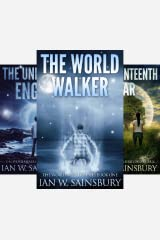 The World Walker Series (4 Book Series) Kindle Edition