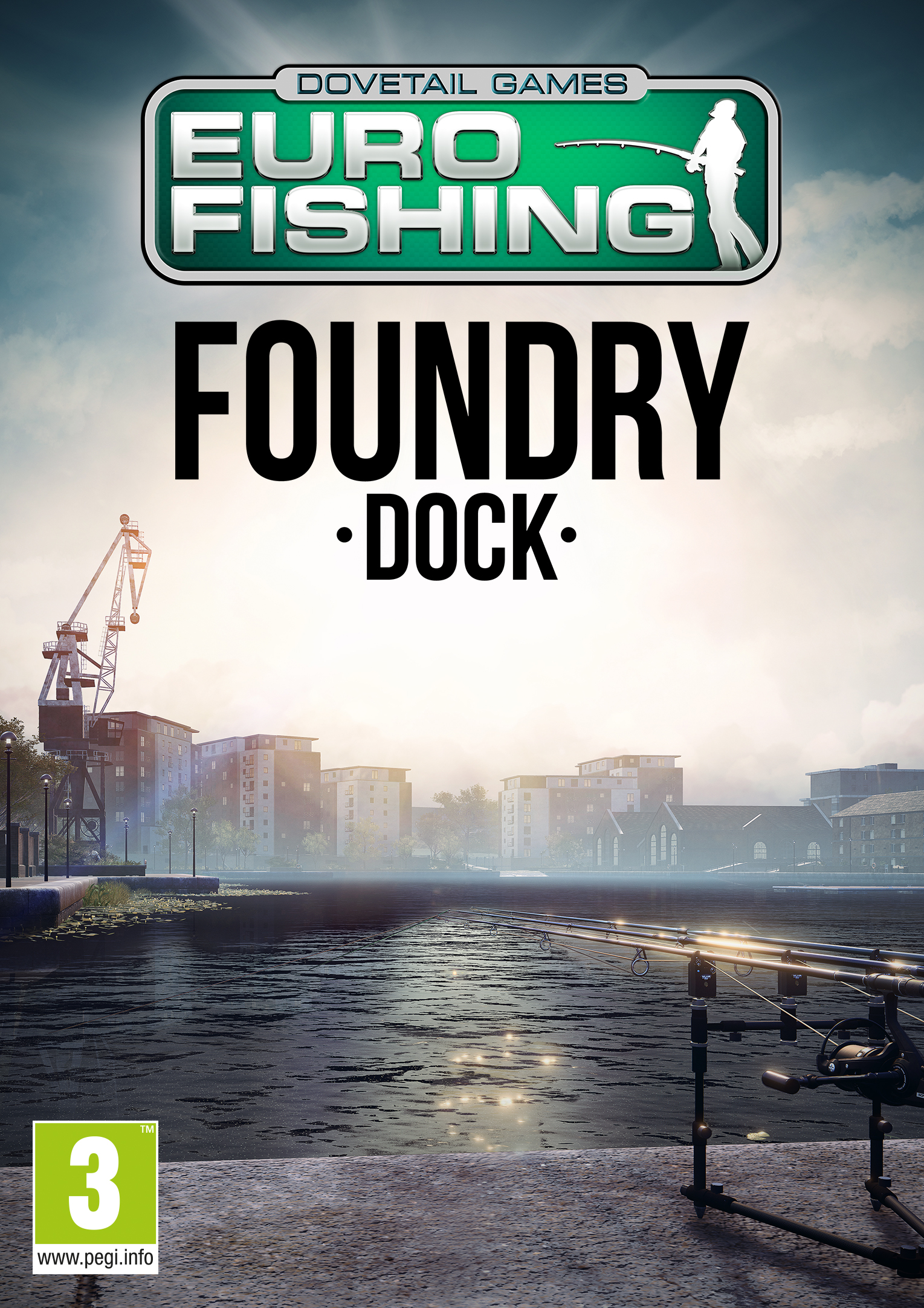 Price comparison product image Euro Fishing: Foundry Dock [PC Code - Steam]