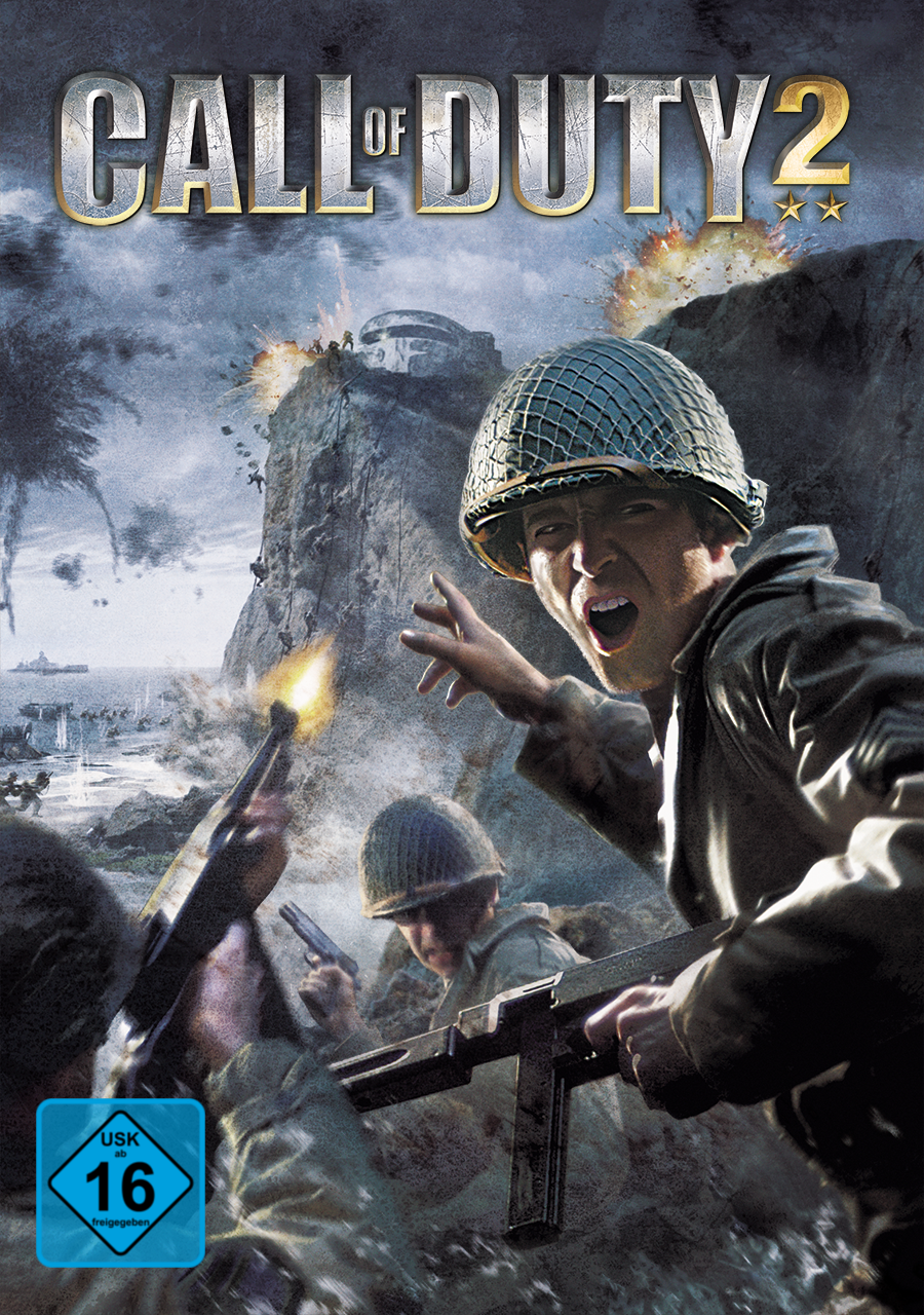 Call Pc Duty-spiele Of Für (Call of Duty 2 [PC Code - Steam])