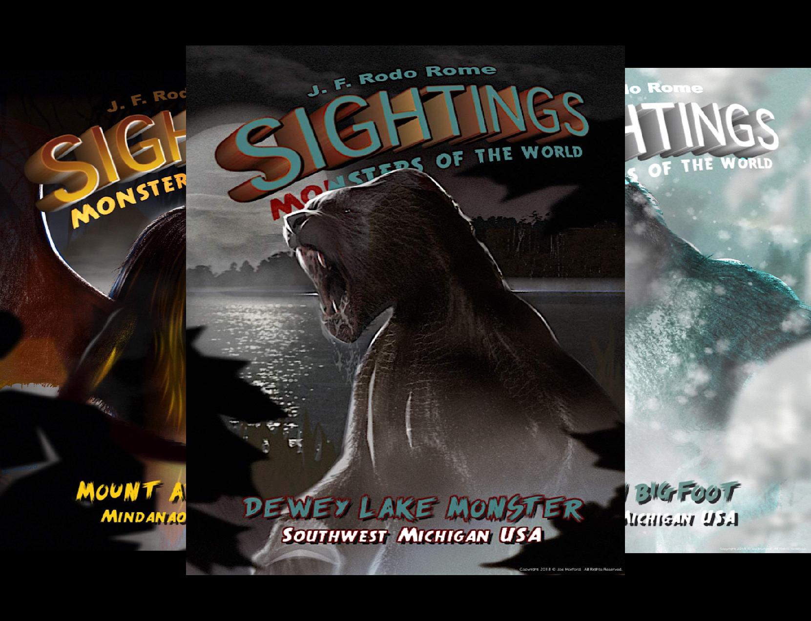 Sightings (14 Book Series)
