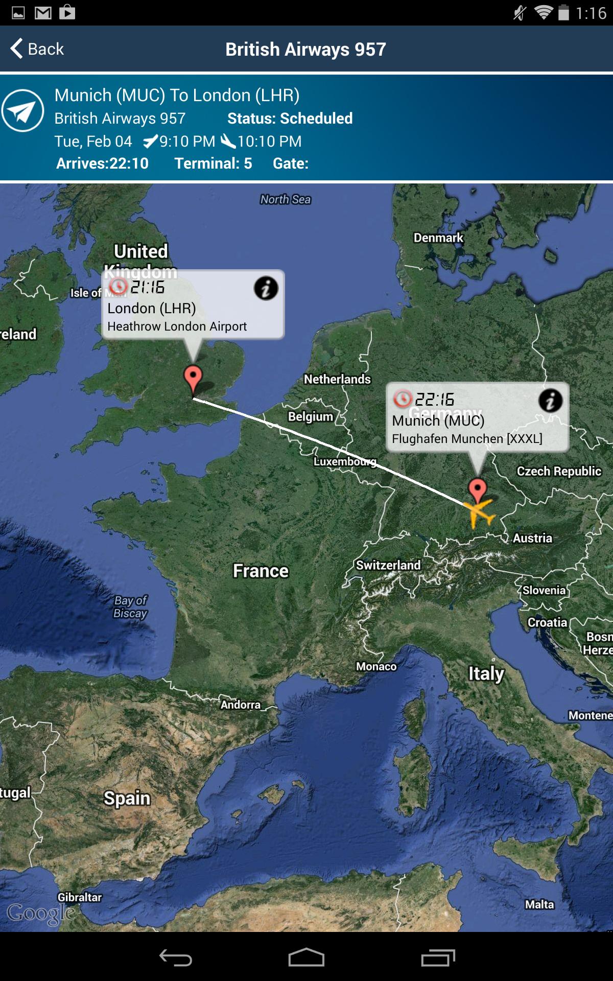 Flughäfen + Flug-Tracker: Amazon.de: Apps für Android