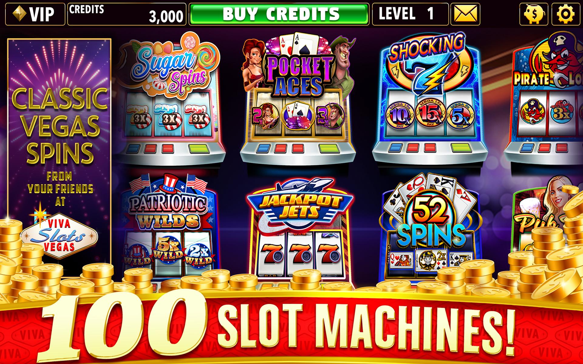 Free Los Vegas Slots