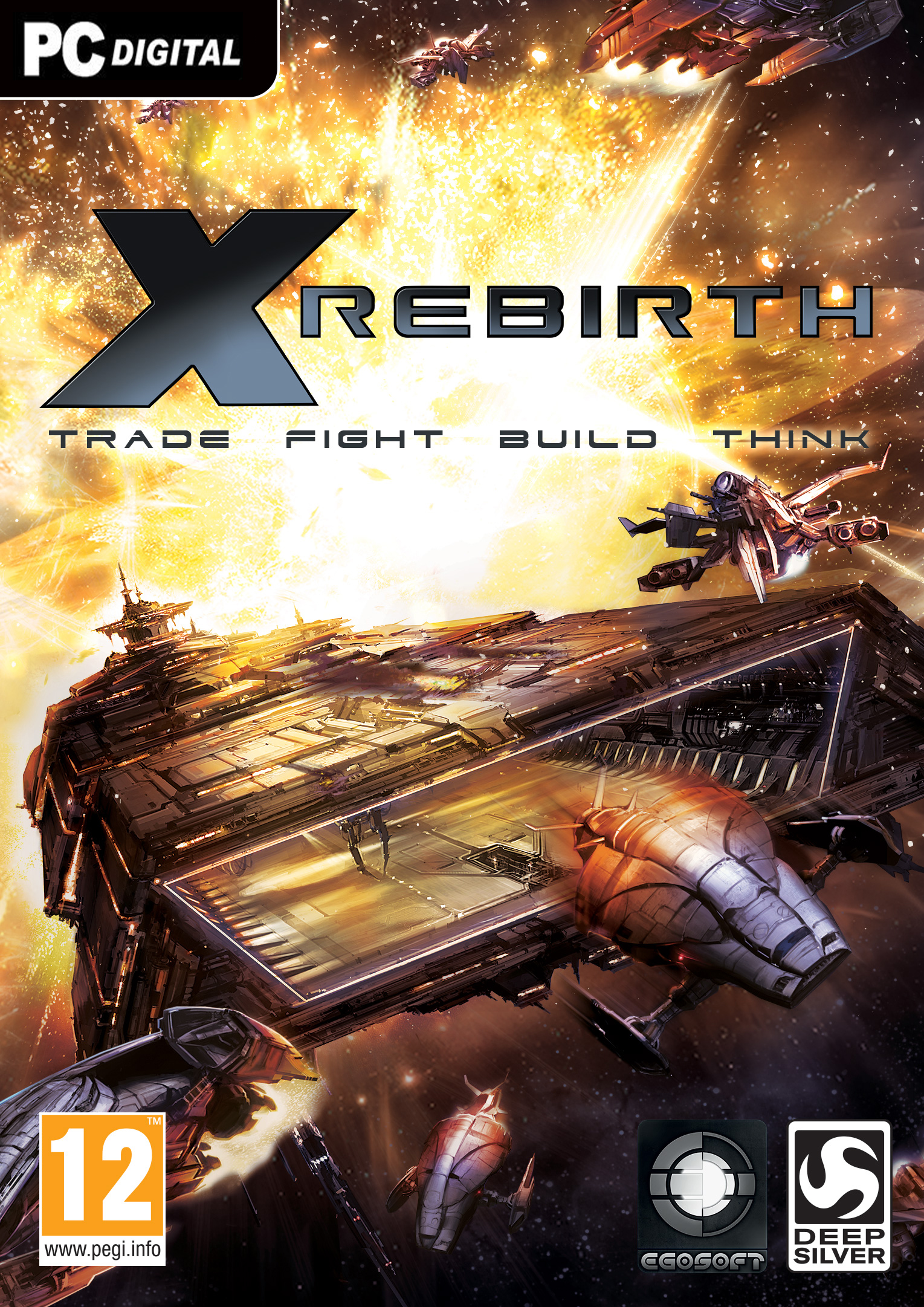 X Rebirth [Code Jeu PC - Steam]