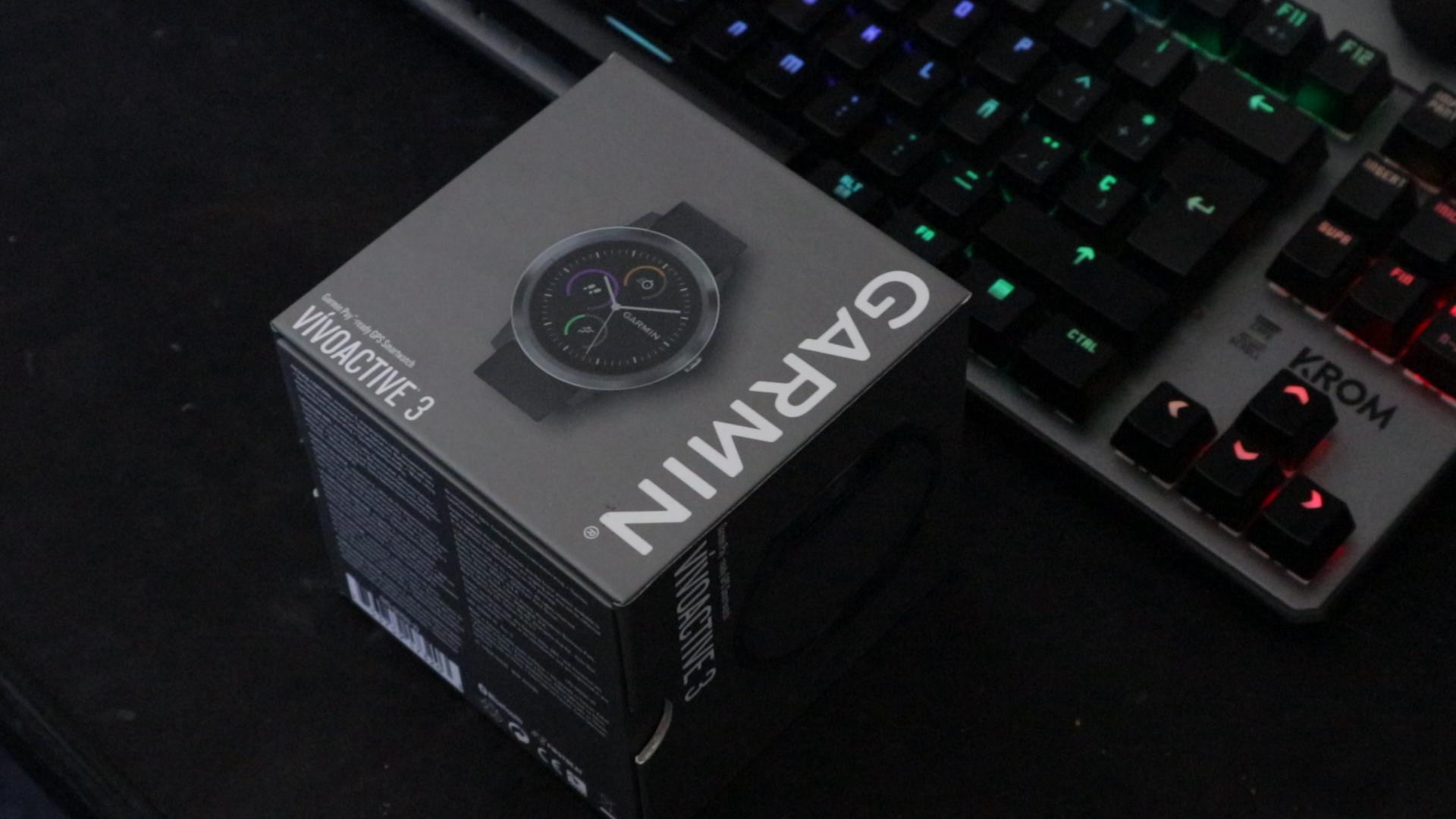 Amazon.es:Opiniones de clientes: Garmin Vivoactive 3 - Smartwatch con GPS y Pulso en la Muñeca