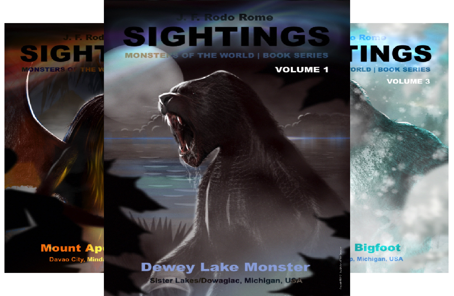 Sightings (13 Book Series)