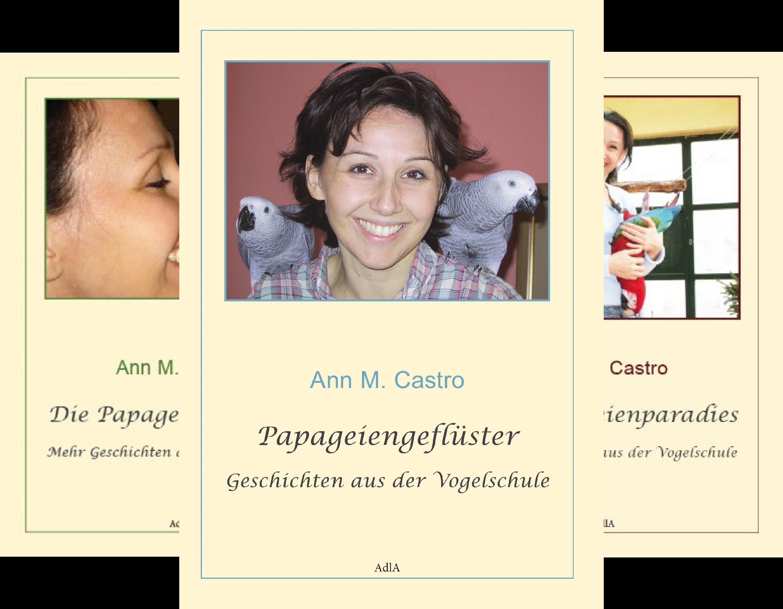 Geschichten aus der Vogelschule (Reihe in 4 Bänden)