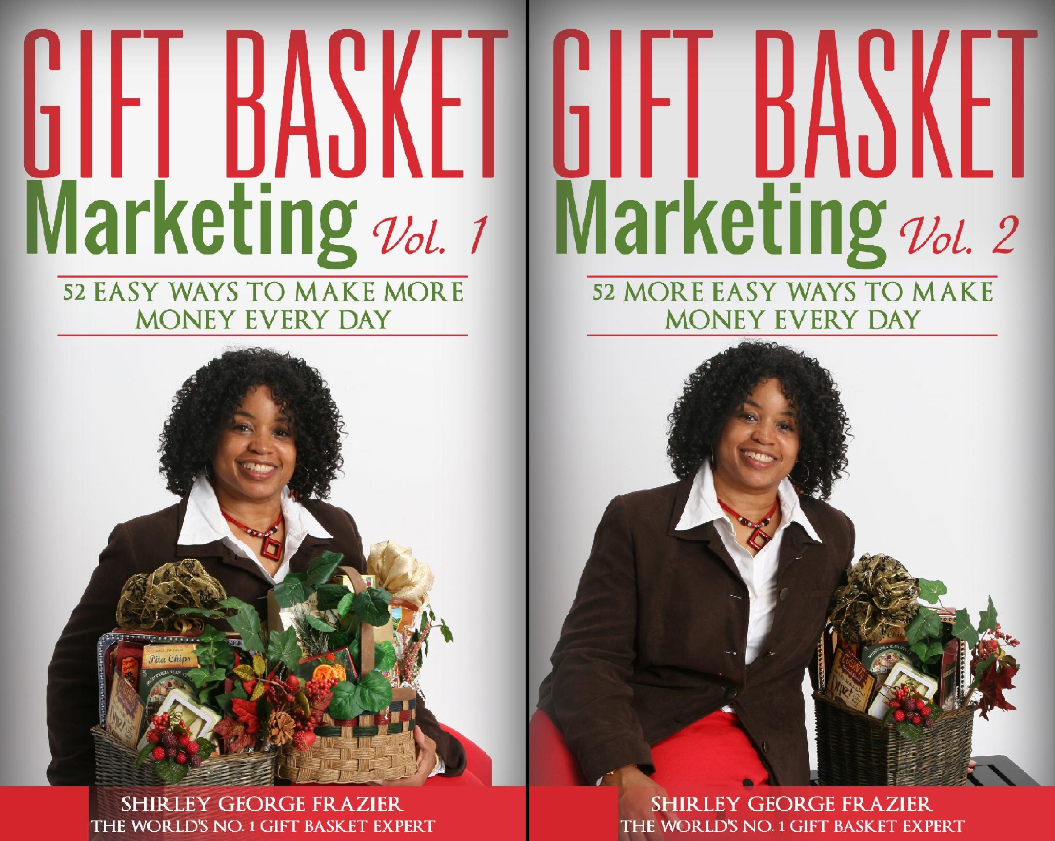 Gift Basket Marketing (2 Book Series)