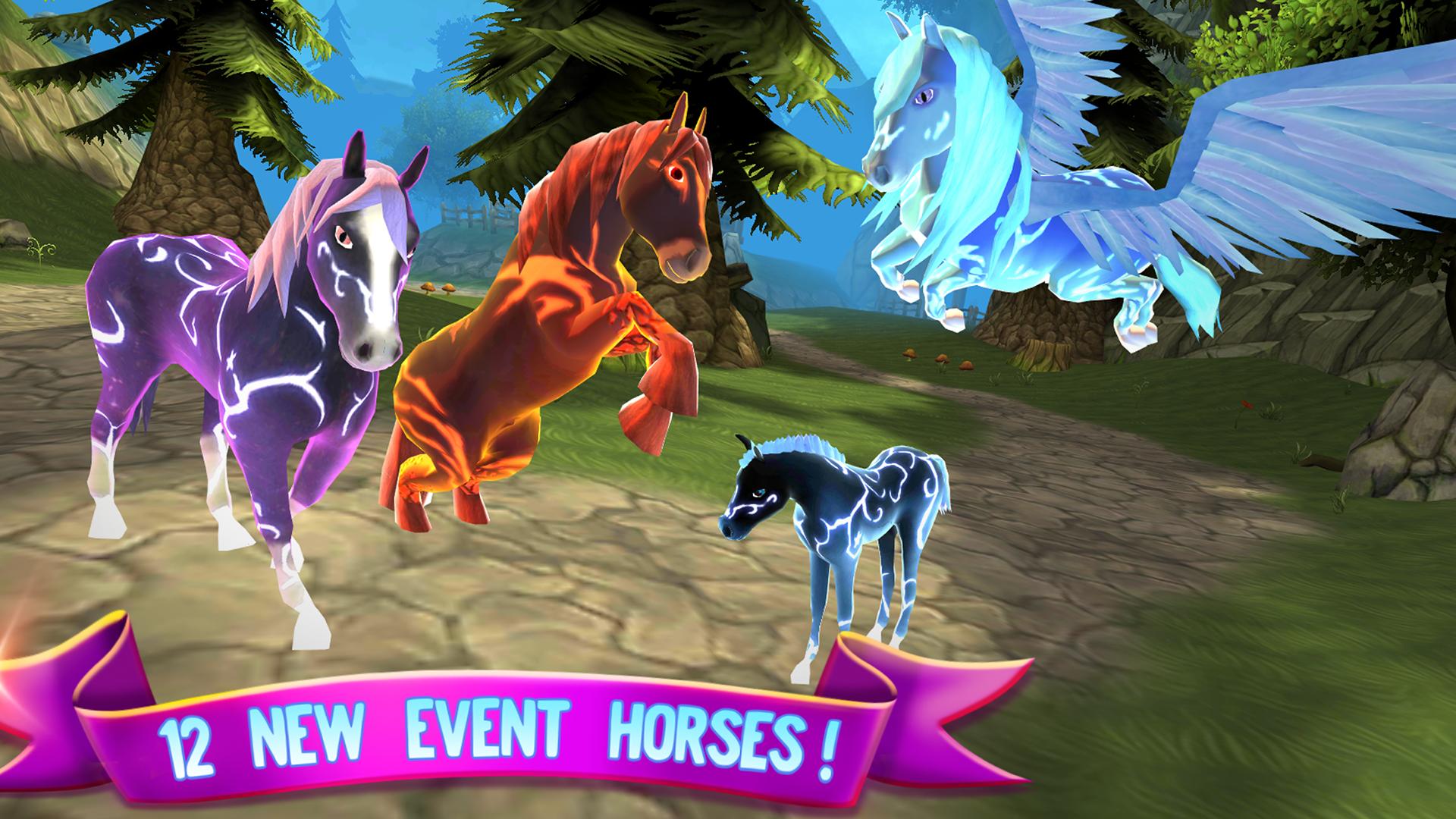 Horse Paradise - My Dream Ranch: Amazon.de: Apps für Android
