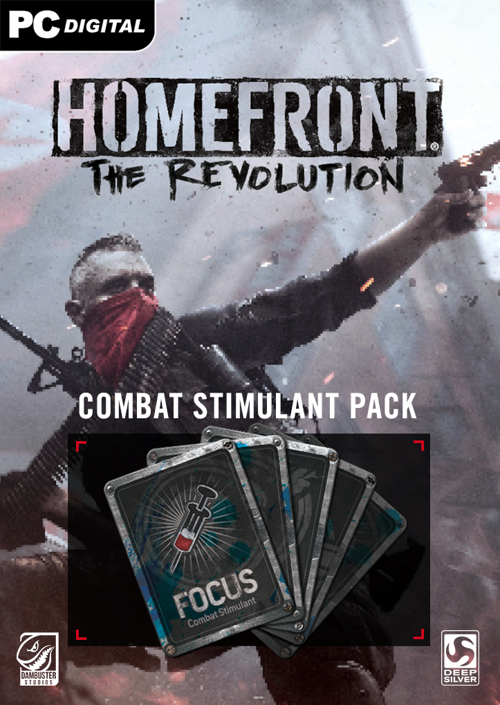 Homefront: The Revolution - The Combat Stimulant Pack [PC Code - Steam]