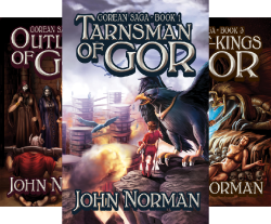 John Norman Gorean Saga 33 books in series fixed