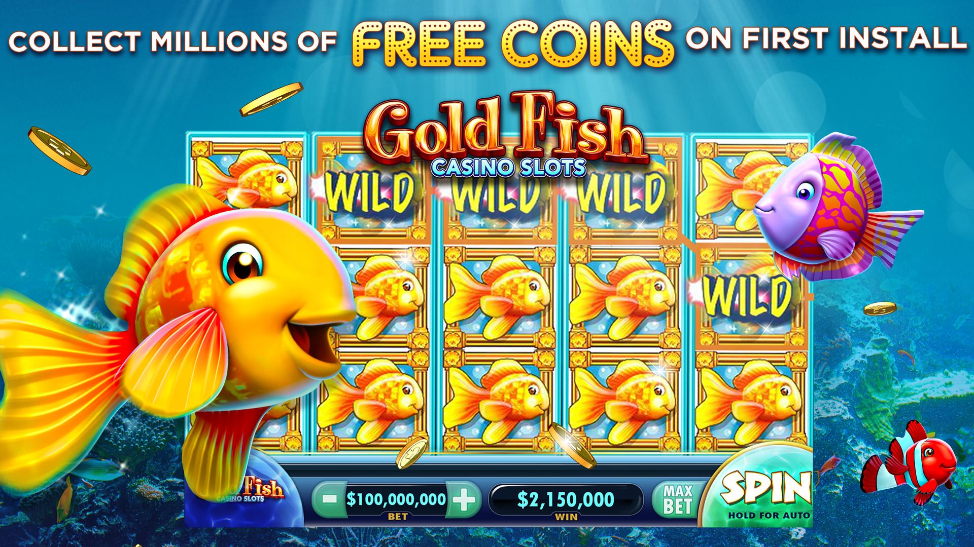 Goldfish Casino Slot