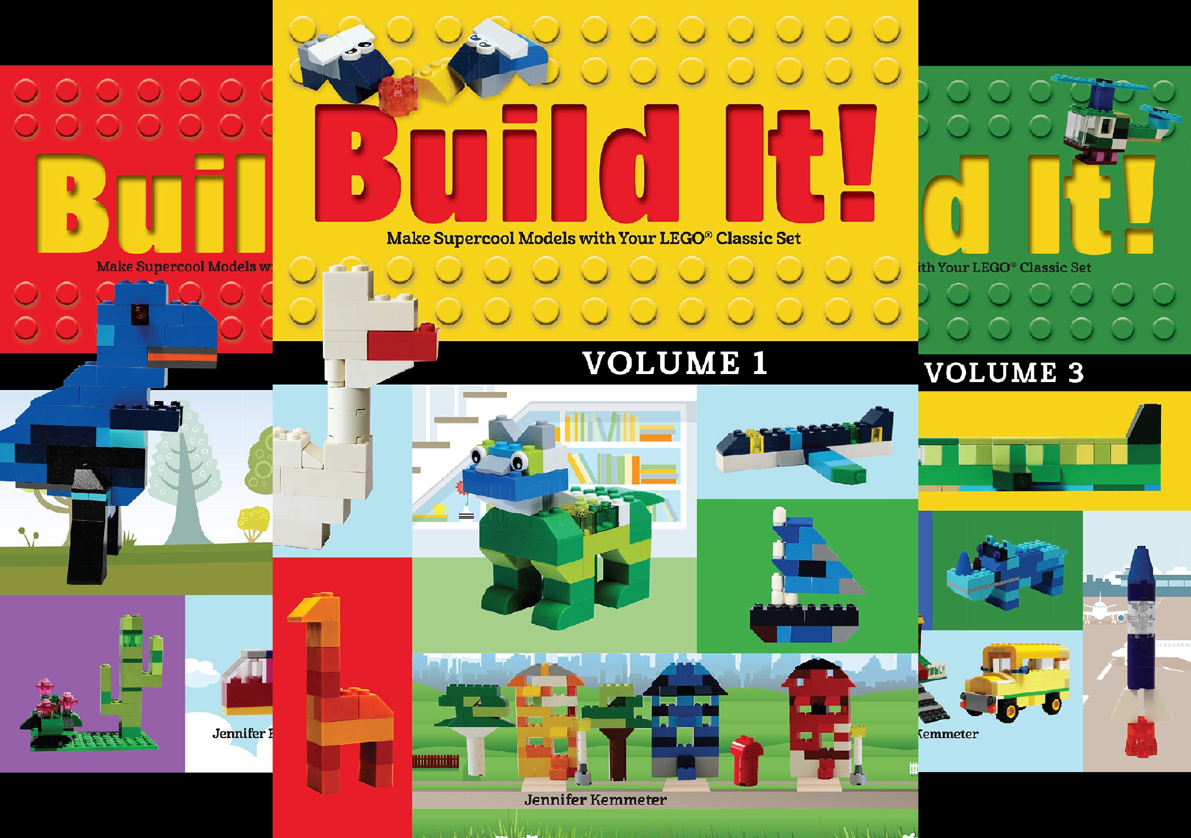 Brick Books (3 Book Series)