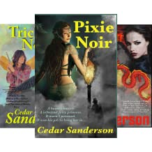 Pixie for Hire (3 Book Series)