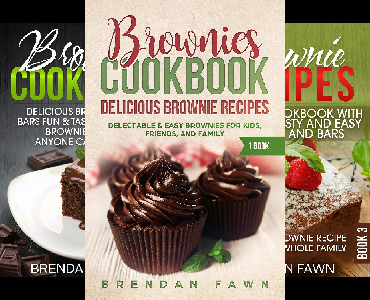 Homemade Brownies (3 Book Series)