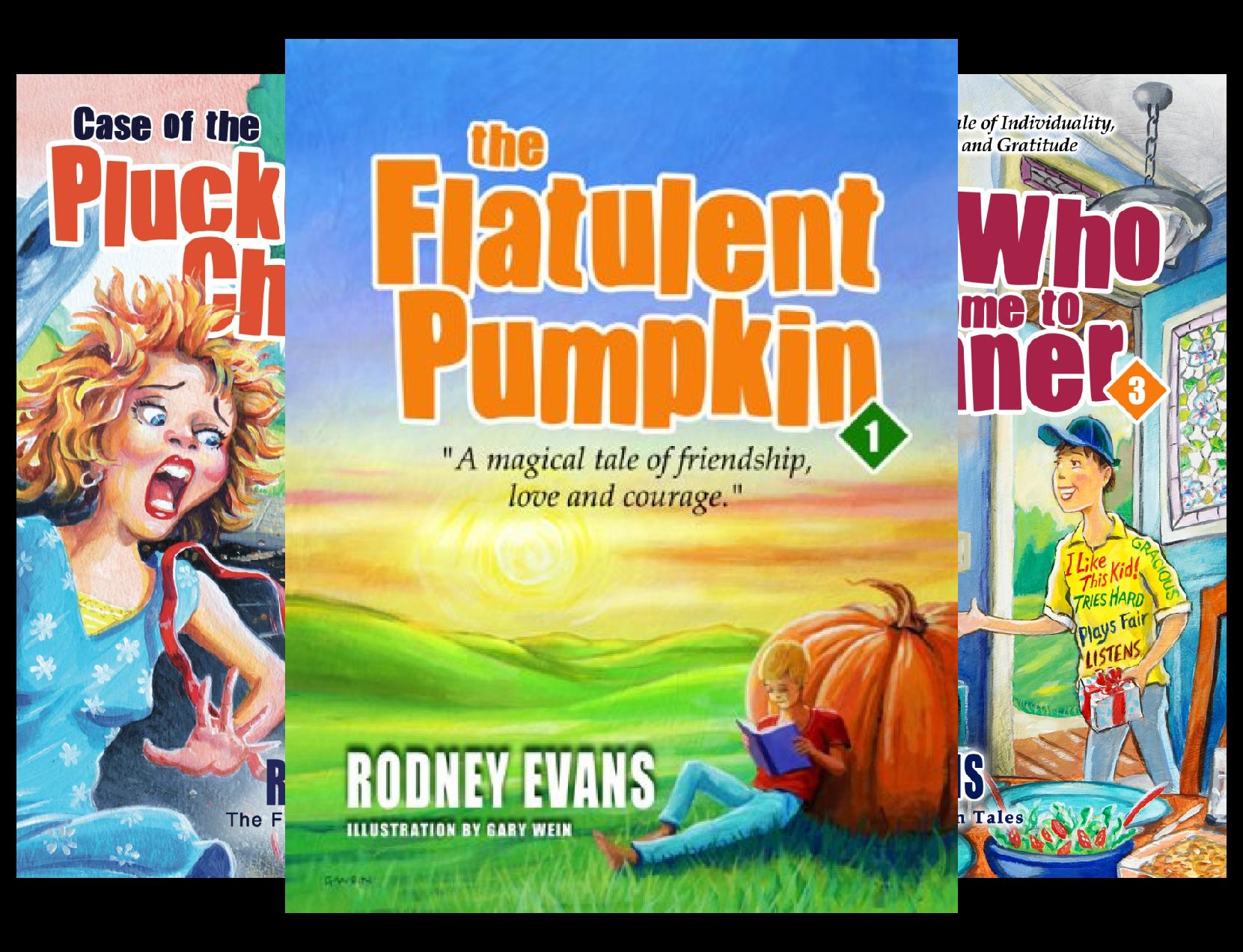 Magical Pumpkin (4 Book Series)