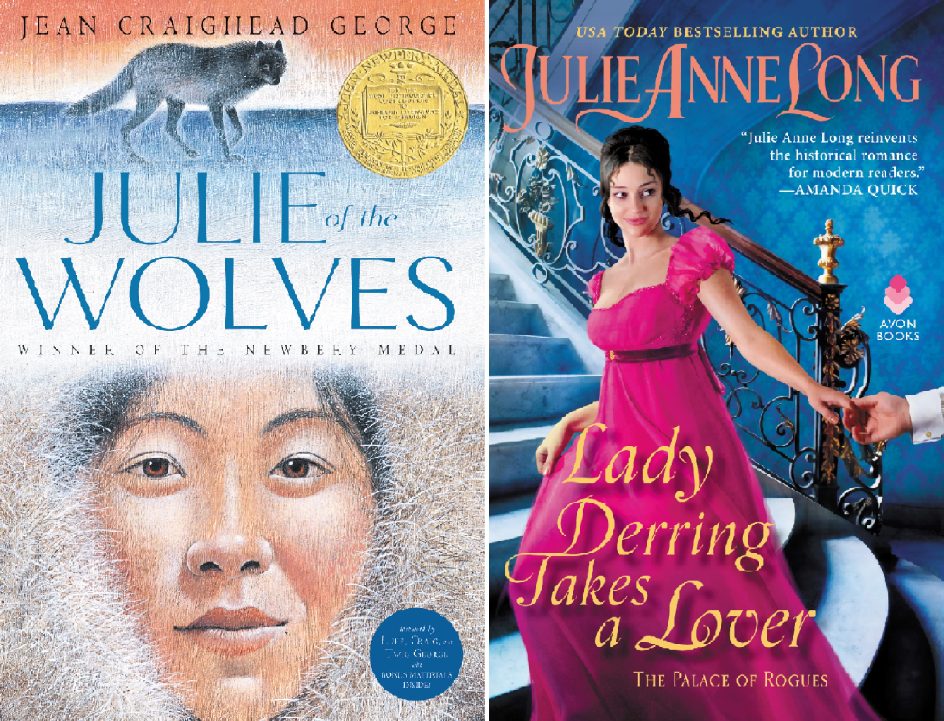 Julie of the Wolves (2 Book Series)