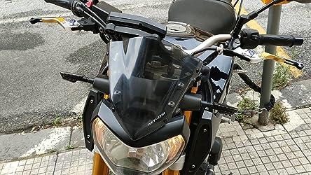 Lampa 90473 Cp Indicator Led Cyclon Black Auto