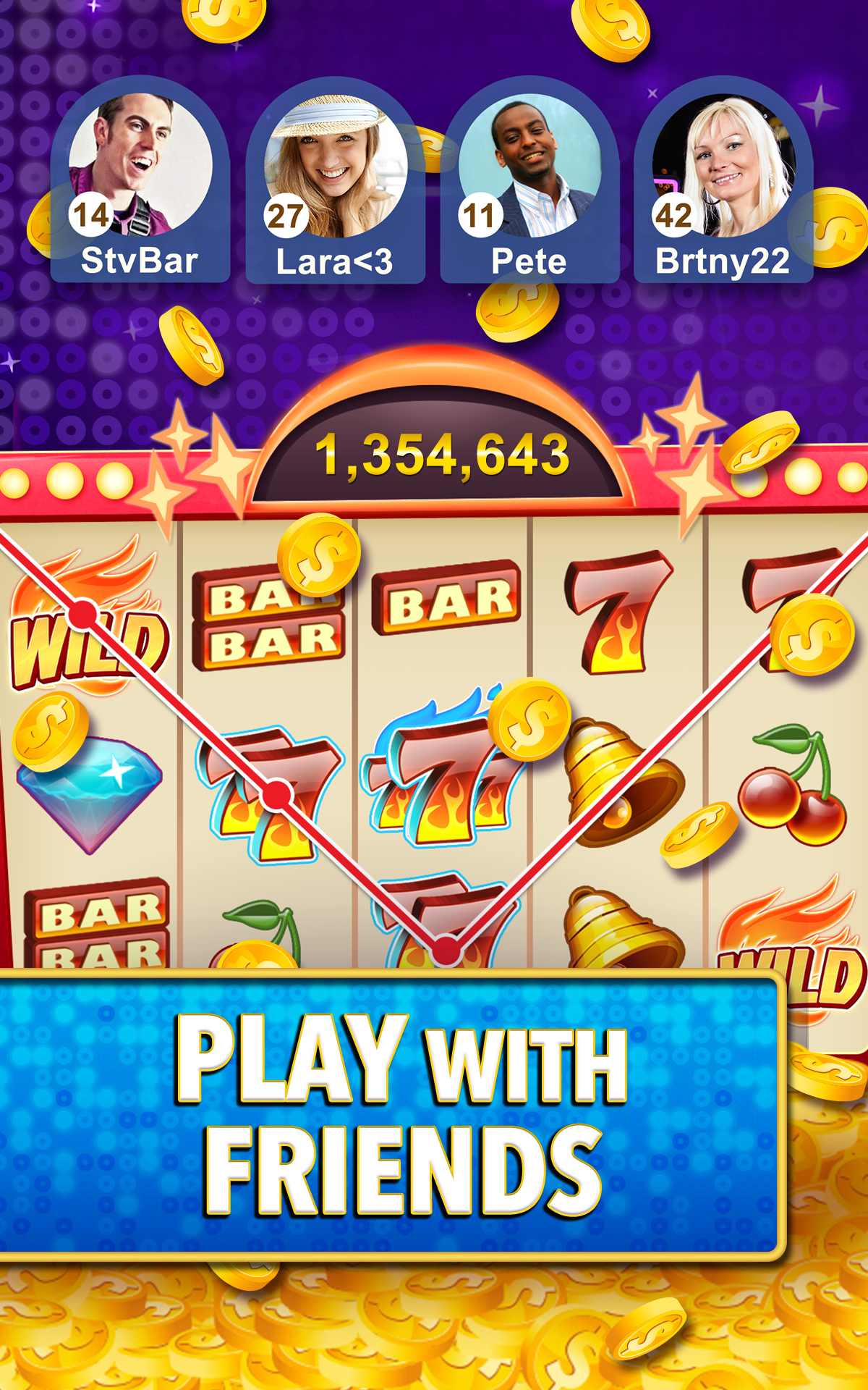 Big Fish Casino - Free Vegas Slot Machines & Games: Amazon ...