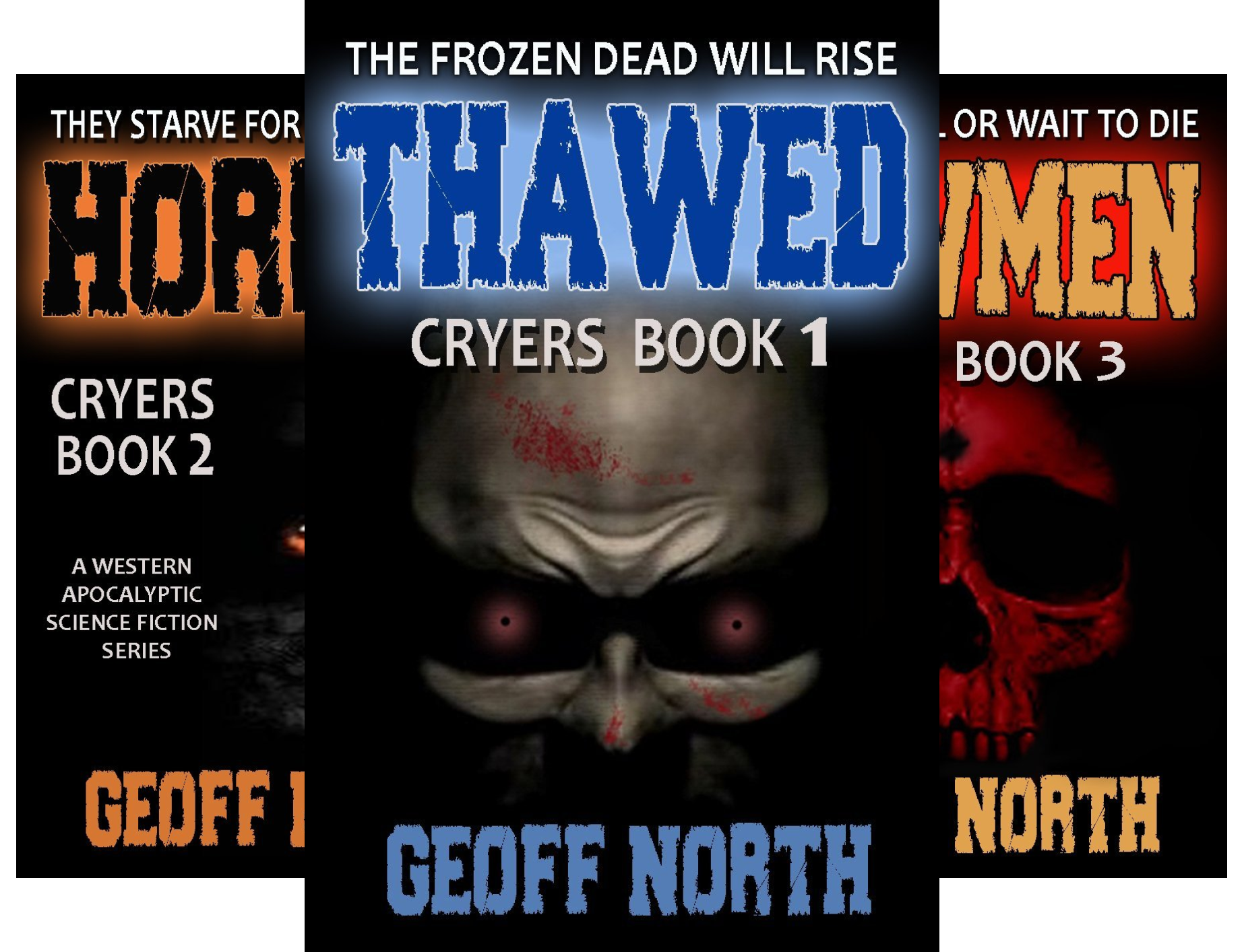Cryers (3 Book Series)