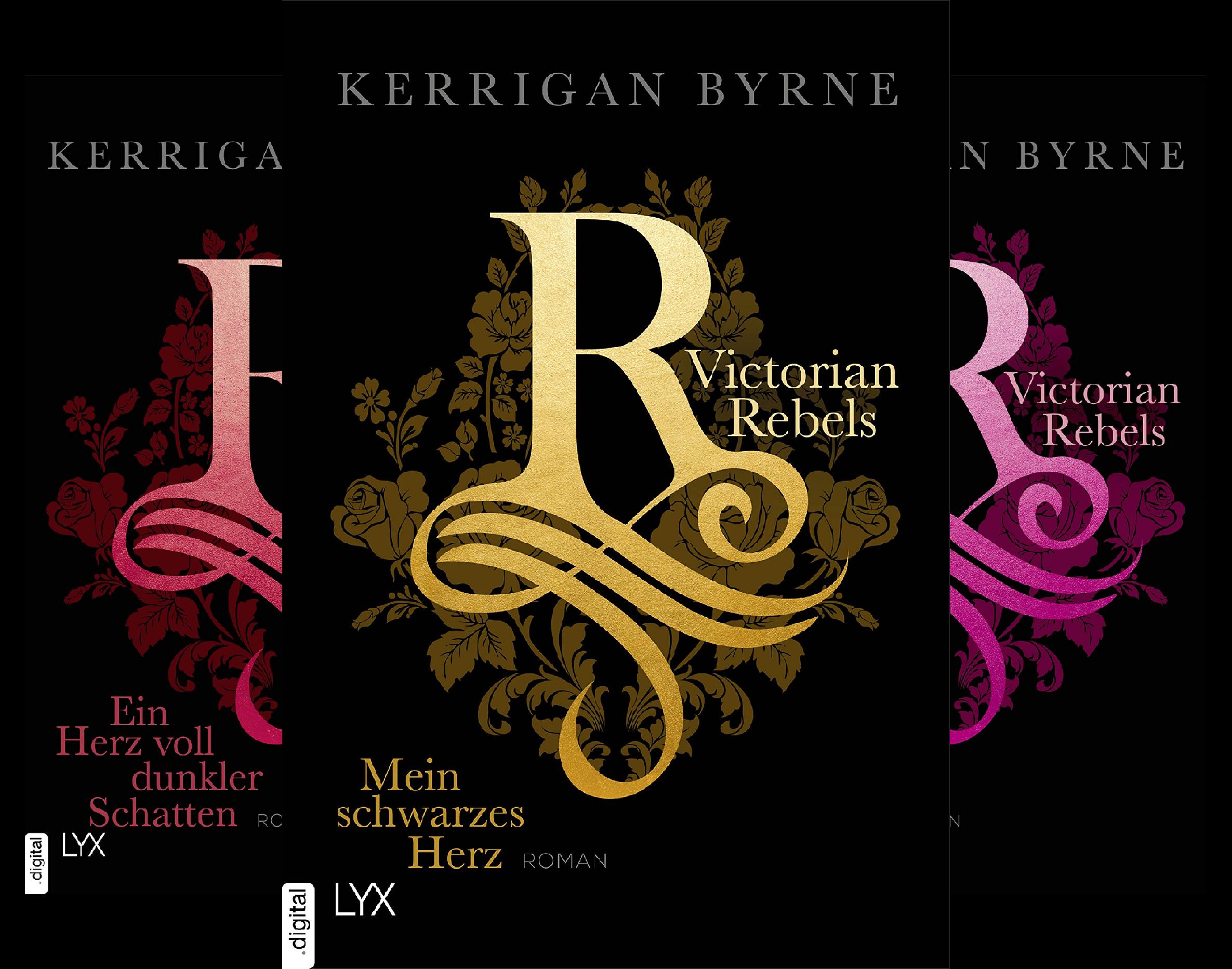 The Victorian Rebels (Reihe in 4 Bänden)
