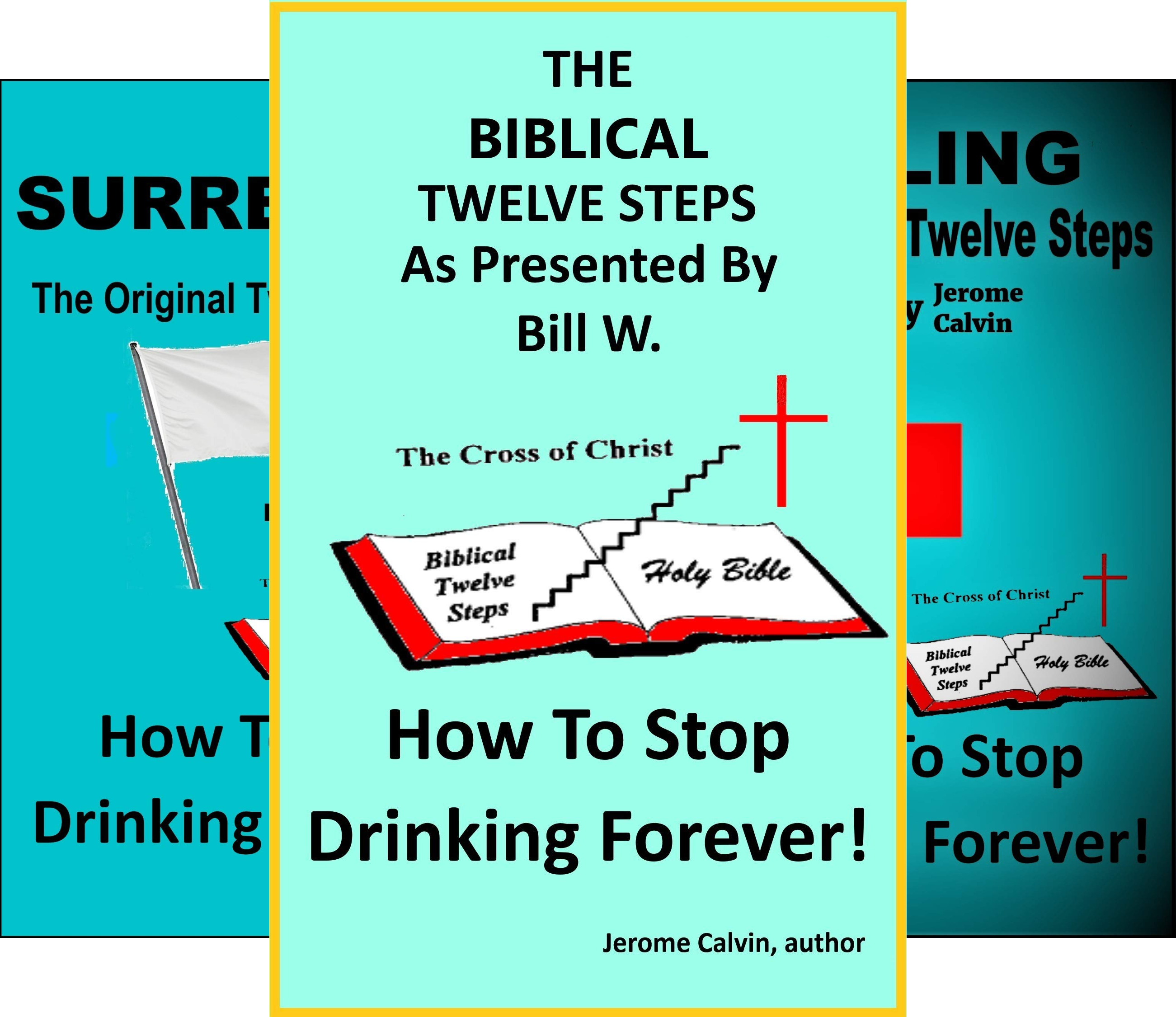 The Original Twelve Steps (5 Book Series)