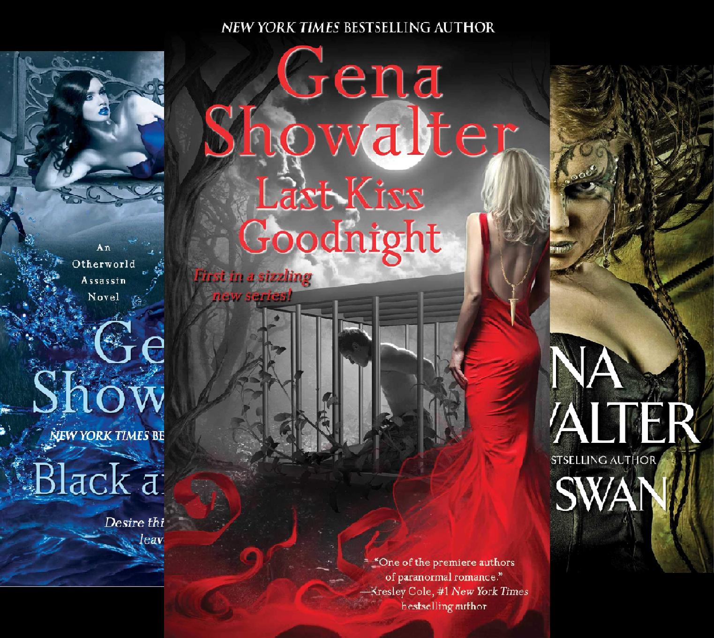 Otherworld Assassin (3 Book Series)