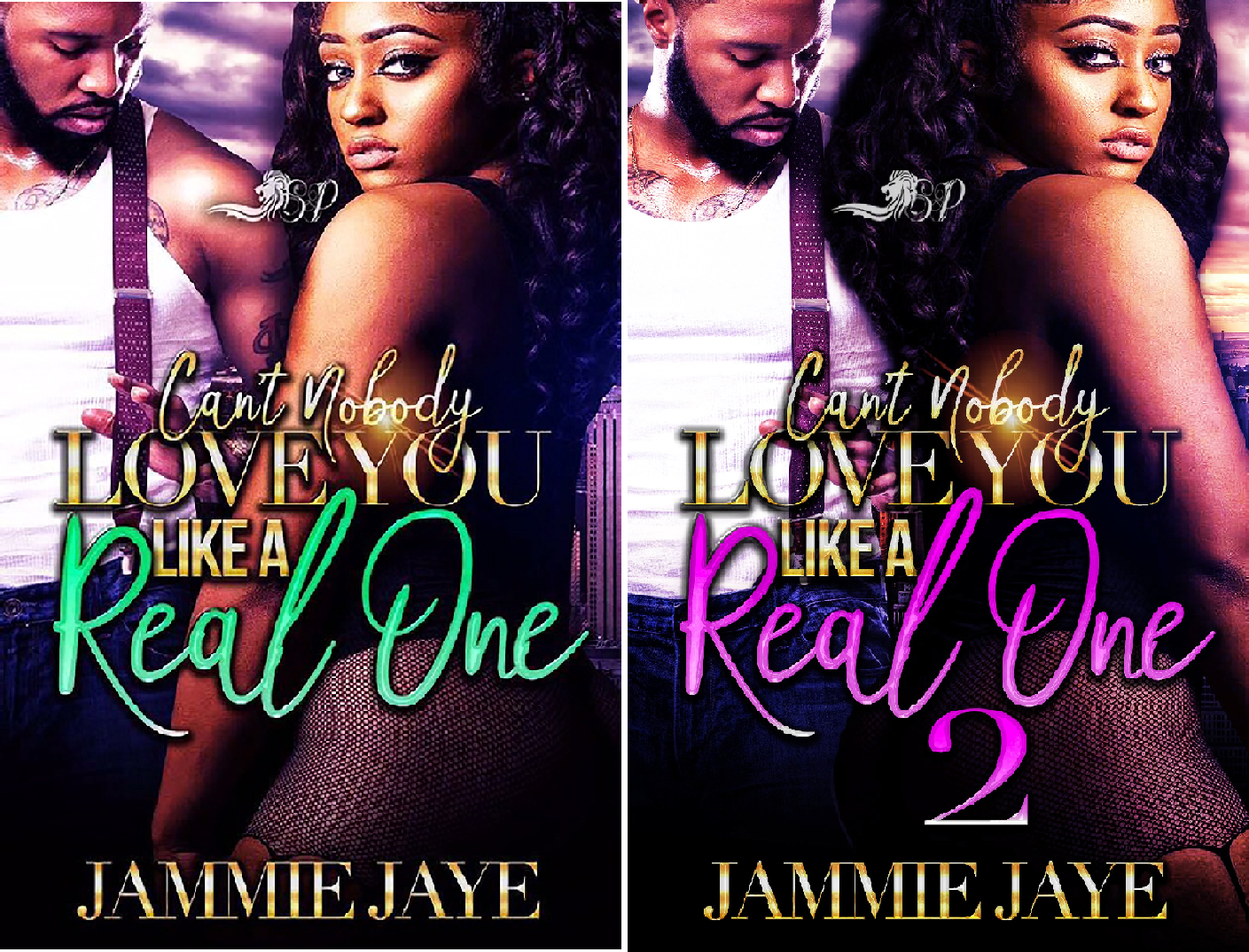 L/s Jammies (Can't Nobody Love You Like a Real One (2 Book Series))