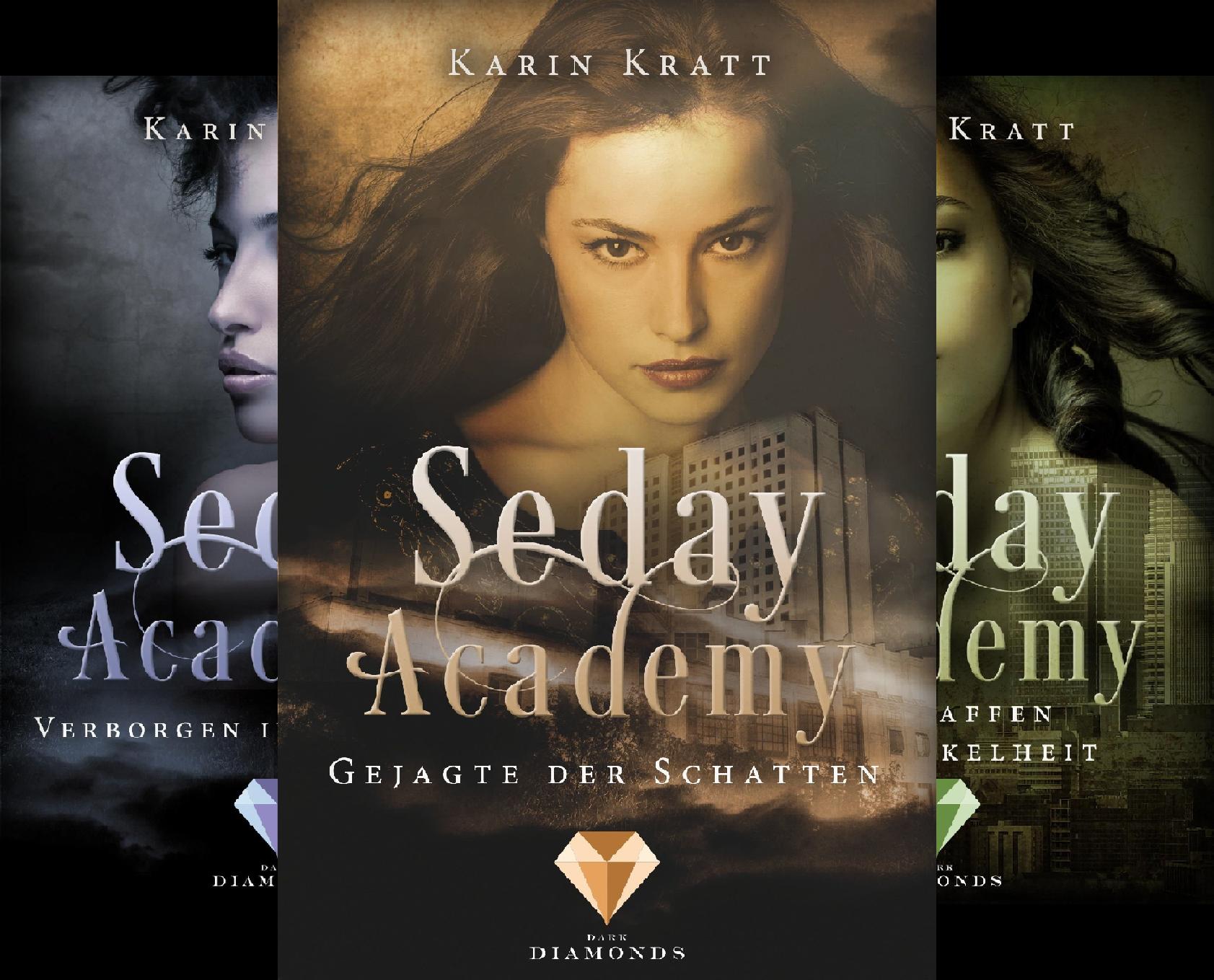Seday Academy (Reihe in 6 Bänden)