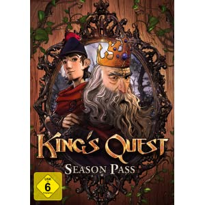King's Quest: Season Pass [PC Code – Steam]