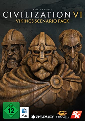 Sid Meier's Civilization VI - Vikings Scenario Pack (Mac) [Mac Code - Steam]