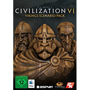 Sid Meier's Civilization VI – Vikings Scenario Pack (Mac) [Mac Code – Steam]