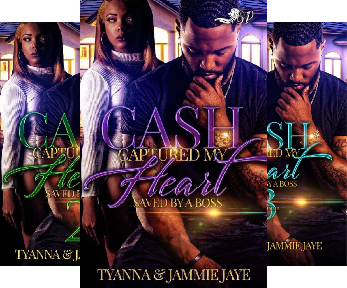 L/s Jammies (Cash Captured My Heart (3 Book Series))